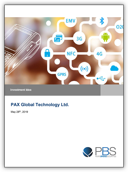 PAX Global Technology Report