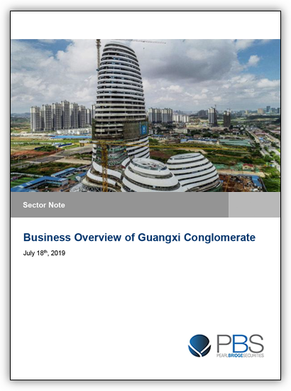 2019_18 Business Overview of Guangxi Conglomerate