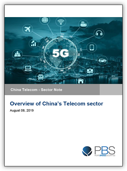 2019_ Overview of China Telecom Sector