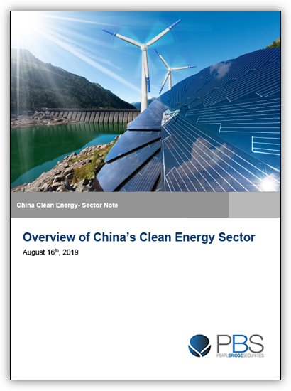 2019_Overview of China Clean Energy