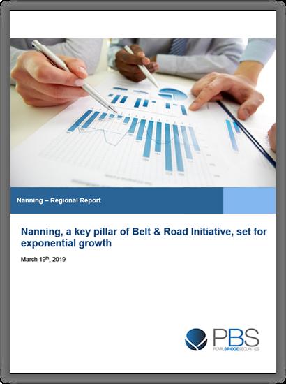 2019_Nanning, Belt & Road Initiative